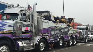 500 Trucks Line Up For 19th Annual 'Wishes On Wheels' Event ...