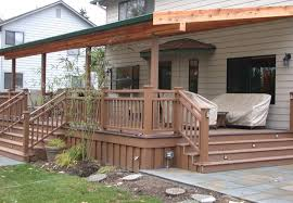 House Deck Plans Ideas by Simple Front Deck Plans Ideas Information About Home Interior