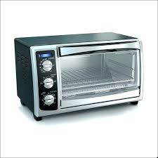 Blue Toaster Oven Kitchen Aid Light Best Of Black