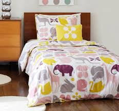 Dwell Studio Gio Lemon Duvet Set 10 Pretty Bedding Sets for Your…