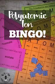 Cyclohexane Chair Conformation Model Kit by Polyatomic Ion Chemistry Bingo