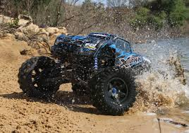 100 Truck Maxx Traxxas X 16 RC Monster RTR Waterproof This RC