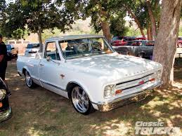 Classic (1967/1972?) Chevy White Pickup Truck | Cars & Trucks ... 1967 1972 Chevy Truck Alinum Radiator Dual Fans With Shroud 196772 C10 Dot Flush Mounted Glass Windshield And Back Glass Chevrolet Trucks Kodiak Clever 1968 K10 Pickup 72 Wiring Diagram Ignition Switch Brothers Project Eighteen8 Build S Types Of 671972 Chevygmc Truck Blazerjimmy Nos Gm Rocker Panels 3944881 I Have Parts For Chevy Trucks Marios Elite Original Rust Free Classic 6066 6772 Parts Aspen Ctl6721seqset8 71968 Sequential Led Tail Light Ride Guides A Quick Guide To Identifying Pickups Ck 8 Bed Truxedo Lo Pro Tonneau Cover