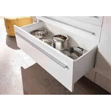 respekta premium küchenzeile berp320hwwc 320 cm weiß hochglanz