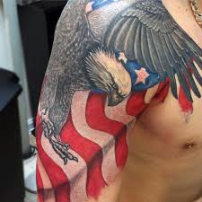 Best Eagle Tattoo Designs And Meanings11