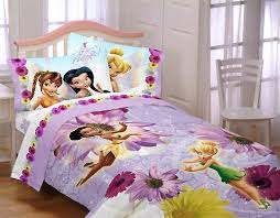 Tinkerbell Toddler Bedding by Amazon Com Tinkerbell Fairies Twin Bedding Set Comforter And