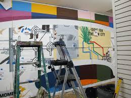 Philadelphia Mural Arts Internship by Ew Art Mural Arts