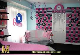 Amazing Manificent 50S Bedroom Decorating Theme Bedrooms Maries Manor 50s Ideas