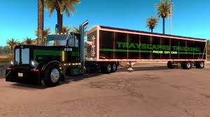 100 Coastal Trucking American Truck Simulator TRAYSCAPES Drive