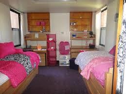 Pink Dorm Room Decor