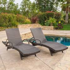 (Set Of 2) Olivia Outdoor Brown Wicker Armed Chaise Lounge Chair Darlee Santa Anita Cast Alinum Patio Chaise Lounge Lounge Sofas Osaka Sofa With Resting Unit Tufted Seat Curve Riser Lounges The Great Escape Luxe Castelle Inoutdoor Sunbrella Cushion Cara Source Outdoor King Wicker Double Quick Ship St Maarten Vinyl Strap Commercial Frame 20 Lbs Fniture Pride Family Brands Hausers Chairs Custom White Straps Leisure Season Sling