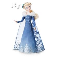 Elsa Singing Doll Frozen ShopDisney