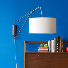 West Elm Mid Century Overarching Floor Lamp by Amazing Mid Century Wall Sconce Mid Century Overarching Wall