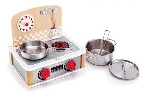 hape e3151 mobiler herd 2 in 1 küchen grill set weiß 6943478019379