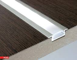 Outdoor Ground Led Lights Floor Strip The Flush Profiling Is Perfect For Lighting Embedded Light Profile Recessed Strips