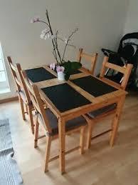 ikea tisch und stuhl sets fürs esszimmer günstig kaufen ebay