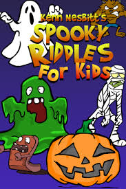 Scary Halloween Riddles And Answers by Spooky Riddles For Kids For Iphone Ipod Touch Purple Room Publishing