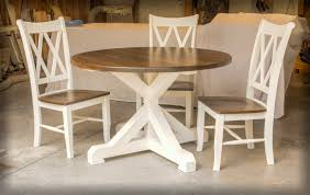 Round Farmhouse Tables | Custom Made To Order | Shipped To ... Farm Tables Rustic Dpc Event Services Farmhouse Folding Table Chairs Turquoise Chairs With Farmhouse Table Decor Demure Sofa From Sofology Plymouth Mobilya Painted Fniture Company Steel X Base Pine Ding Room 13 Free Diy Woodworking Plans For A And Chair Rentals Colorado Tents Events 7ft Ding Set 5 Bench Crossback Whitewashed