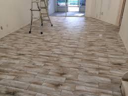 distressed wood porcelain tile wood look tile kitchen floor tiles