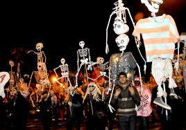 Nyack Halloween Parade 2015 by New York Halloween