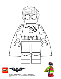 Coloriage De Batman In Coloriage Lego Batman Movie Ideas 28