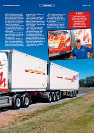 100 Truck Driver Lifestyle PressReader Owner 20170501 TONYS SECOND HOME