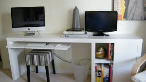 Monitor Shelf For Desk Ikea by Furniture Keyboard Tray Ikea To Increase Comfort And Productivity