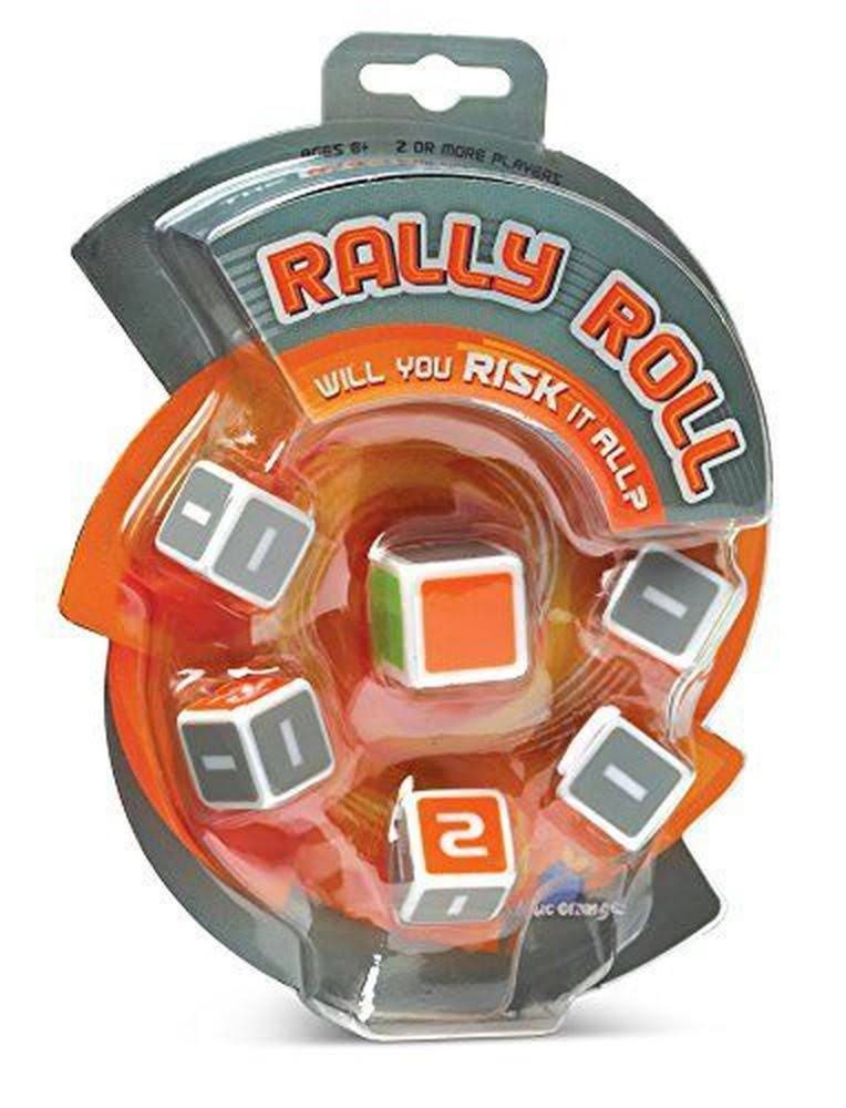 Rally Roll Dice Game
