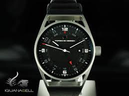 Porsche Design 1919 Globetimer Automatic Watch GMT Titanium