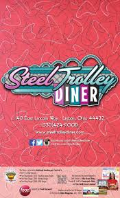 Sofa King Juicy Burger Yelp by Steel Trolley Diner Menu 2014 By Ron Flaviano Issuu
