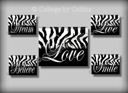 Zebra Bedroom Decor by Articles With Zebra Print Room Decor Cheap Tag Leopard Print Wall