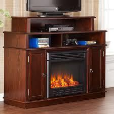 Southern Enterprises Redden Corner Electric Fireplace Tv by Electric Fireplace Media Interior Design