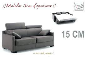 largeur canapé canape lit 120 instructusllc com