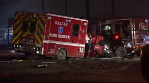 100 Local Truck Driving Jobs In Dallas Tx Pickup Runs Red Light Colliding With Fire Ambulance