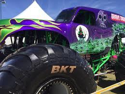 100 Monster Truck Grave Digger Videos Jamverified Account Purple Jam