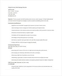 store manager resume 9 free pdf word documents free