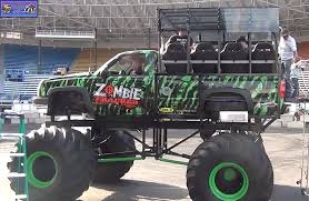 100 Zombie Truck Games Tracker Monster S Wiki FANDOM Powered By Wikia