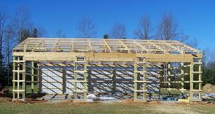 How To Build Pole Barn Construction 24x40 pole barn plans here sheds plan for building