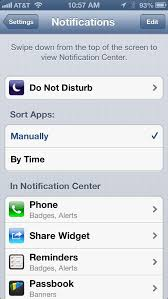 The iPhone s Do Not Disturb feature iPhone J D