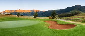 100 Eco Golf Katberg Course All Square