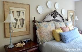 Slightly Coastal The British Colonial Master Bedroom Riptide