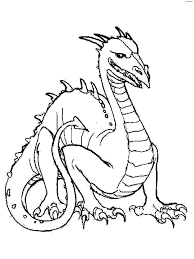 Puff The Magic Dragon Colouring Pages Coloring Sheets Adult For Adults Pictures Face Dragons Extra Medium