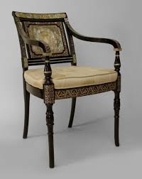 Regency Style (20th Cent) Ebonized And Pearl & Ivory Inlaid ... Southwest Arapaho Ding Chair Pads Latex Foam Fill Reversible Fniture Detective Glider Rocker With 1888 Patent Is 1890s Antique Amish Rocking With Cane Back And Upholstered Seat American Eagle Hawthorne Cream Italian Leather Sofa Safavieh Clayton Qvccom Cheap Flag Find Deals On Line At Alibacom Early Regency After Sheraton How To Freshen Up Your Front Porch Lauren Mcbride Amberlog Wooden Rocker Taupe Lshape Sectional Microfiber Set 6pcs Carved Mahogany Victorian Figural Chairs Living Room Shop Online Overstock