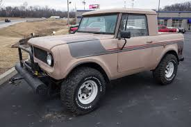 1969 International Harvester Scout   Fast Lane Classic Cars