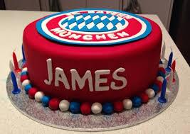 bayern munich cake bayern torte