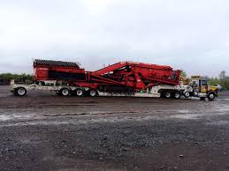 100 Oregon Trucking Association North Santiam Paving Company Heavy Haul And North
