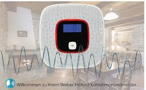 weber protect kohlenmonoxid warnmelder co melder deutscher