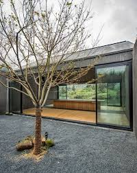 100 Tea House Design Damushan Valley House 2015 By DnA The Hardt