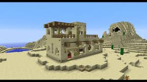 100 Desert House Building With Grian Minecraft YouTube