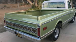 100 69 Chevrolet Truck 19 C20 Camper Pickup F36 Los Angeles 2017
